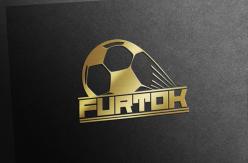 A custom logo for a soccer/sports company