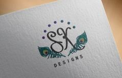 SKDesign Playful Logo