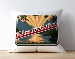 A custom design in celebration of a newly purchased vacation home