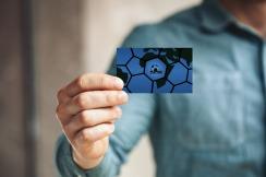 Global themed Soccer card design